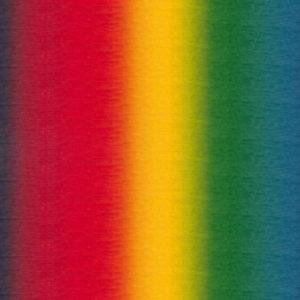 Krepppapier – regenbogenverlauf